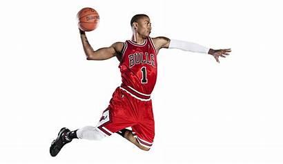 Jordan Basketball Michael Nba Background Derrick Rose