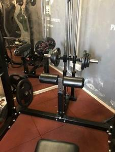 Power Cage With Highlow Pully System For Sale In Artane  Dublin From Deanimal