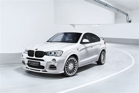 Hamann Gives 381 Horsepower To Bmw X4 Suv