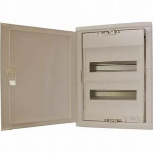 Porte Tableau Electrique : legrand coffret lectrique encastr avec porte isolante ~ Premium-room.com Idées de Décoration