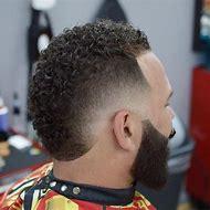 Burst Fade Haircut for Black Men