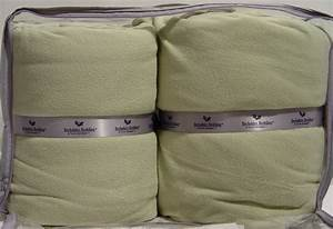 new berkshire microloft green fleece sheet set twin ebay With berkshire sheets king