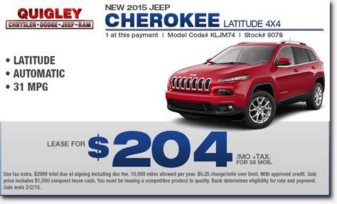 Jan 2015 Lease Deals  Autos Post
