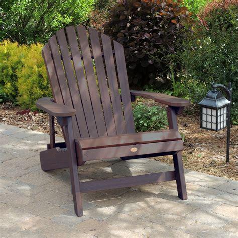 Highwood Adirondack Chairs King by King Hamilton Folding And Reclining Adirondack Chair