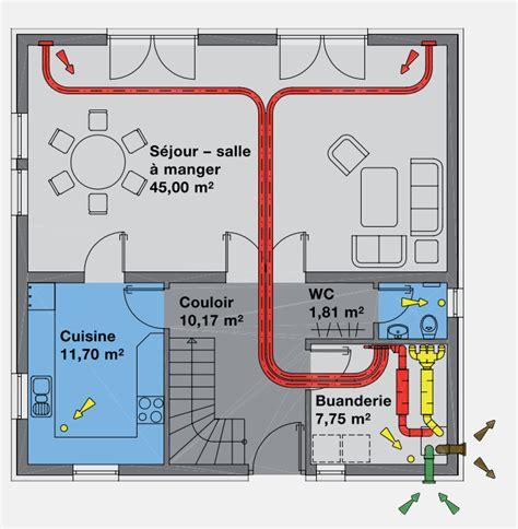 vmc dans une chambre règles de conception éviter les pathologies en vmc