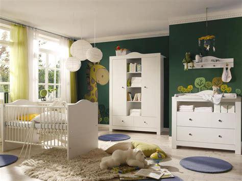 Babyzimmer Lucca 2 Weissweiss 5 Tlg Kinderzimmer