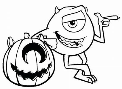 Halloween Coloring Pages Mario Disney Printable Getcolorings