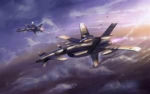 Sci, Fi, Art, Artwork, Spaceship, Airplane, Aircraft, Futuristic, Military, Technics, Fighter