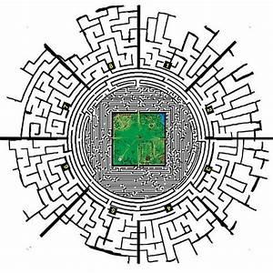 Image Gallery Maze Layout