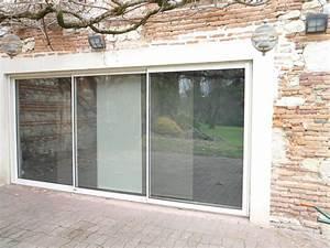 Rideau Baie Vitree : rideau pour baie vitree 3m ~ Premium-room.com Idées de Décoration