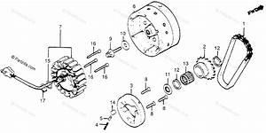honda motorcycle 1983 oem parts diagram for alternator With diagram of suzuki motorcycle parts 1983 gs1100s starter clutch diagram
