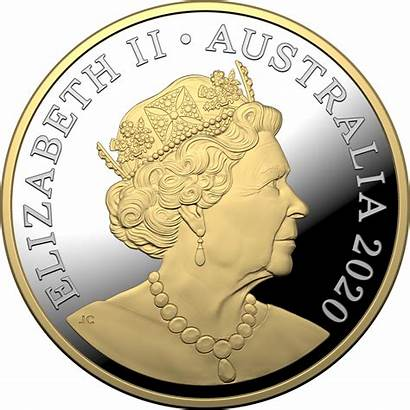 Coin Silver Gold Proof Mob Roos 5oz