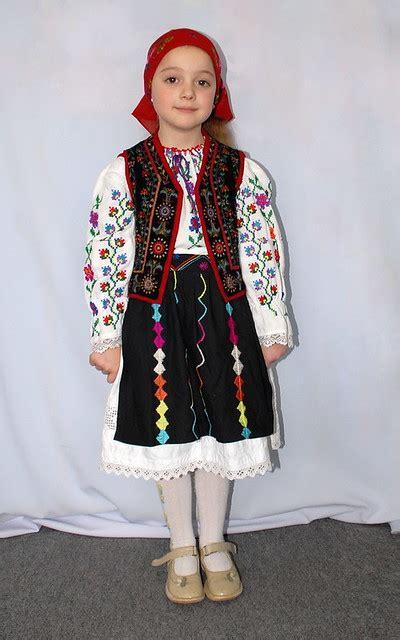 costum popular traditional romanesc | Port traditional ...