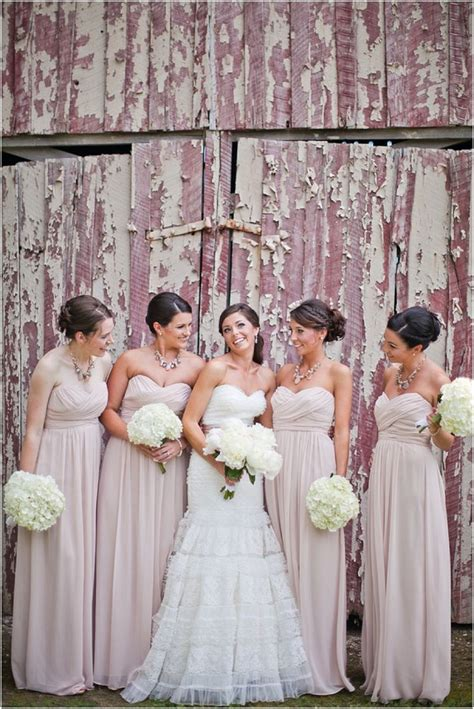 Barn Wedding Bridesmaid Dresses by 17 Best Images About Rustic Wedding On