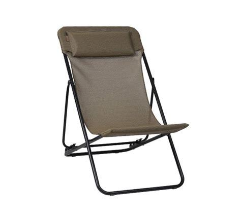 lafuma chaise longue chaises longues lafuma conceptions de maison blanzza com