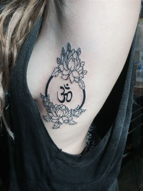 Om Tattoo Meaning And The Best Designs Inkdoneright