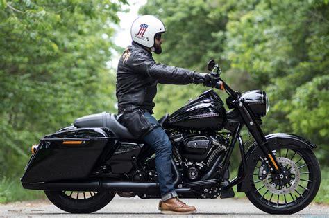 Gambar Motor Harley Davidson Road King Special by Harley Davidson Road King Special 224 L Essai Chazster