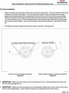 Stemco 830 Aeris Tire Inflation System User Manual