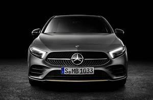 Mercedes Clase A : este es el nuevo mercedes benz clase a 2018 automotiva ~ Medecine-chirurgie-esthetiques.com Avis de Voitures