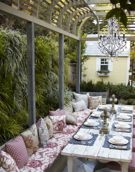 shabby chic patio ideas 16 snug shabby chic patio designs that will transform your