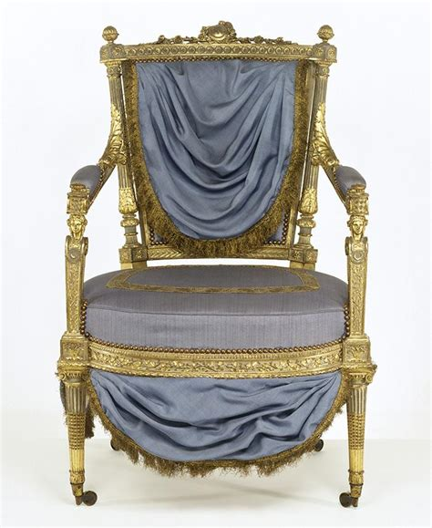 3d printing helps museum restore lavish chair originally