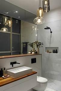 Salle De Bain En L : la salle de bain nature ou l espace d tente de vos r ves en photos obsigen ~ Melissatoandfro.com Idées de Décoration