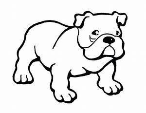 Bulldog Puppy Clipart Dots Fish Clipart Best | Bulldogs ...