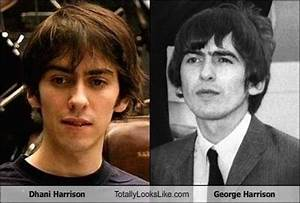 Who is George Harrison's son? - Quora
