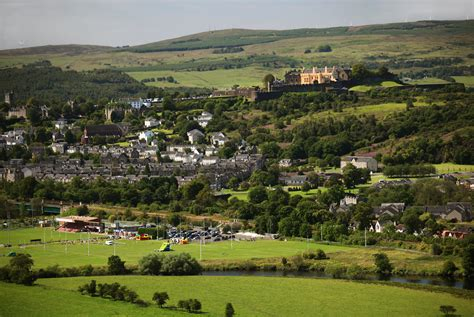 The Strategic Importance Of Stirling, Scotland