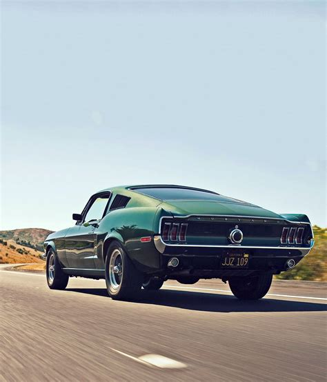 1968 Ford Mustang Fastback. Someday... My First Car Was 69