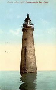 Lighthouses Of The U S   Northern Massachusetts