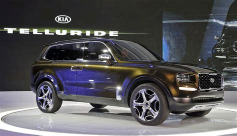 2020 Kia Telluride Dimensions by 2020 Kia Telluride Review Price Specs Rivals