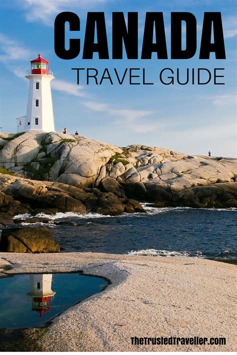 Canada Travel Guide - The Trusted Traveller