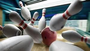 bowling strike hd wallpaper - Responsive