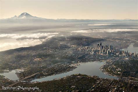 fotografias espetaculares de cidades vistas  ceu