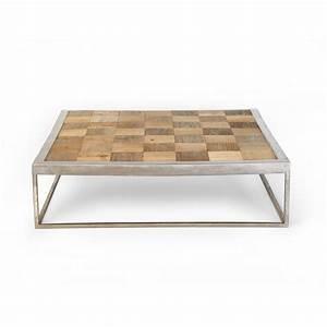 Table Basse Loft : un fabricant de meuble belge pas comme les autres mon coin design ~ Teatrodelosmanantiales.com Idées de Décoration