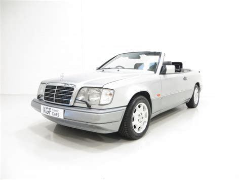 for sale mercedes w124 e320 sportline cabriolet