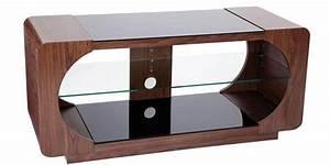 Meuble Tv Bois Foncé : peerless fairmont 1100 bois fonc meubles tv divers sur ~ Teatrodelosmanantiales.com Idées de Décoration