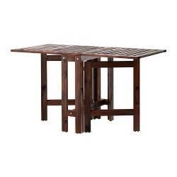 ikea klapptisch balkon äpplarö gateleg table outdoor ikea