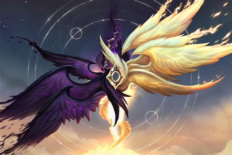New Kayle And Morgana Teaser Shows Off Their Wings The
