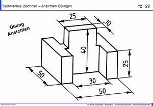 Technische Zeichnung Ansichten : macht unter der haube technisches zeichnen ansichten zuordnen bung ~ Yasmunasinghe.com Haus und Dekorationen