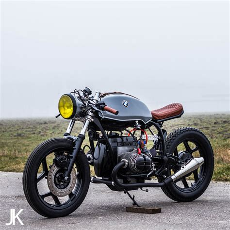 bmw r80 cafe racer bmw r80 cafe racer by ironwood custom motorcycles bikebound