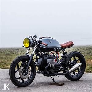 Cafe Racer Bmw : bmw r80 cafe racer by ironwood custom motorcycles bikebound ~ Medecine-chirurgie-esthetiques.com Avis de Voitures
