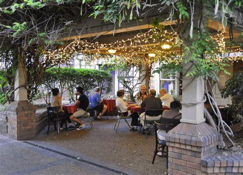 huntsville dining  restaurants  unique patios