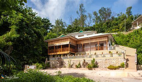 small hotel quot villa anse la blague quot on praslin seychelles