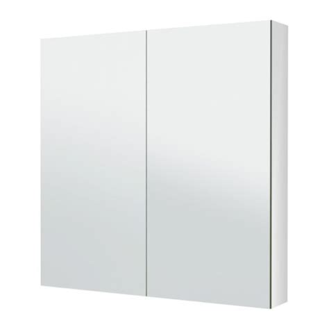 Ikea Bathroom Mirror Cabinet by Godmorgon Mirror Cabinet With 2 Doors 100x14x96 Cm Ikea
