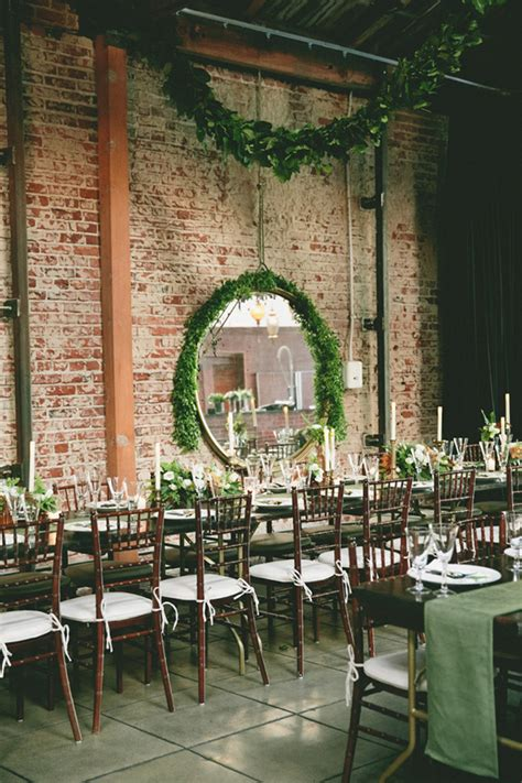 absolutely amazing greenery wedding ideas