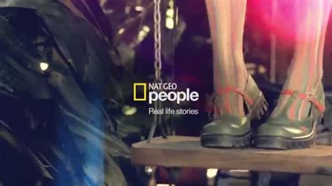 Nat Geo People  Channel Branding Youtube
