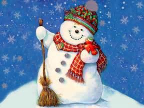 christmas snowman wallpaper 1600x1200 26328