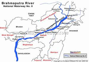 National Waterways of India | IAS Preparation Online